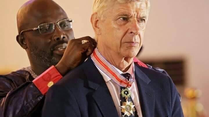 Liberia: President Weah Honors Former Coach With Country's HighestHonor