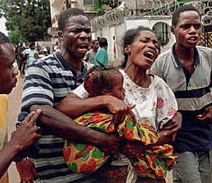 Liberia Civil War Injured Victims