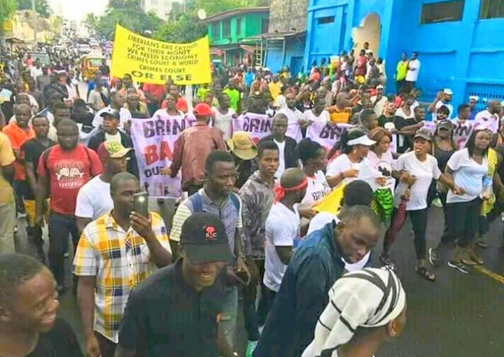 Liberia: Text Of Statement Delivered By Protesters Delivered To Int'l Community