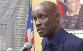 "Liberia: Former Central Bank Governor To Visit With Police  To Assist With Investigation Into Missing ""Container of Money"""