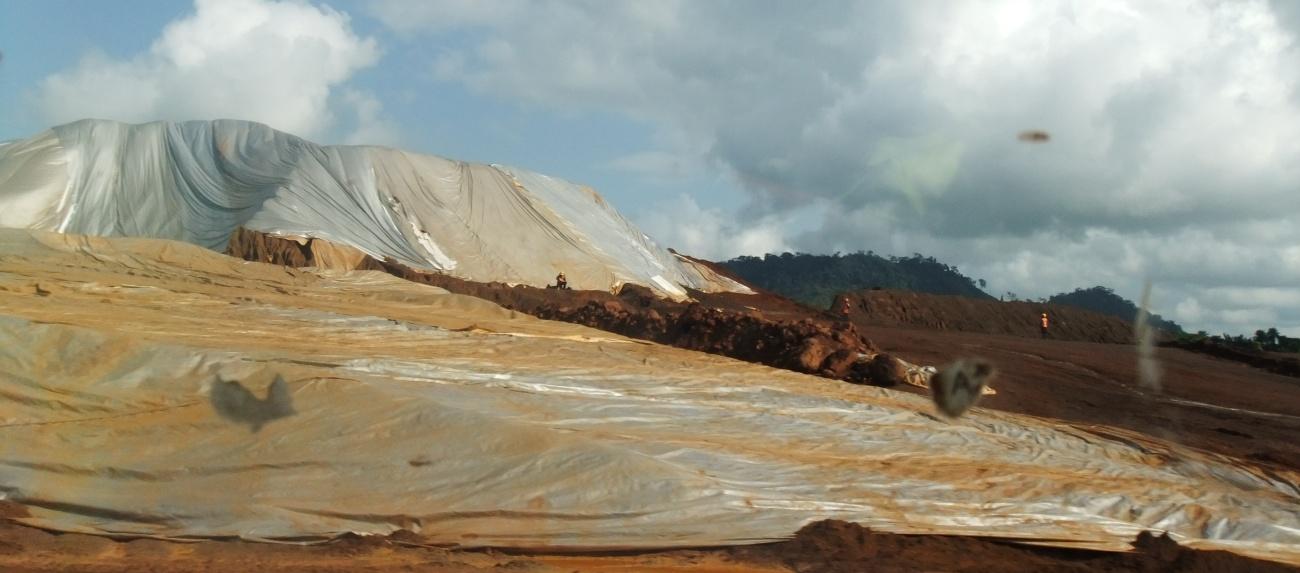 Iron Ore Mining - Liberia