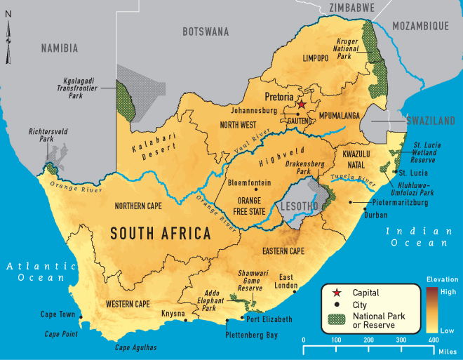 map_south-africa