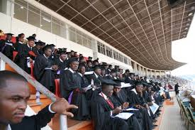 Graduation at the University of Liberia