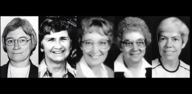 Murdered American Nuns