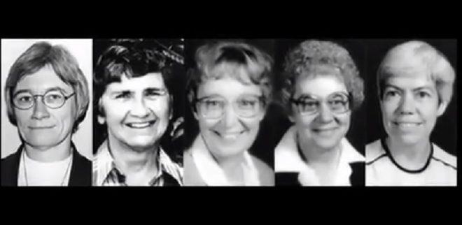 Murdered American Nuns