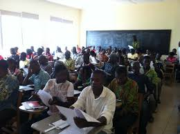 Teacher Training At Tubman University Liberia