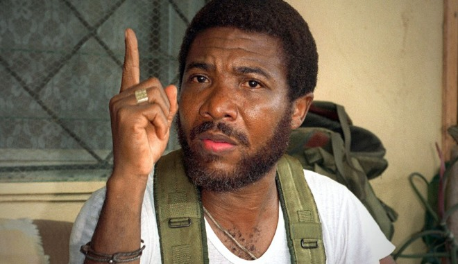 Former Liberian Warlord Charles Taylor