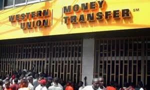 Western Union Location In Liberia