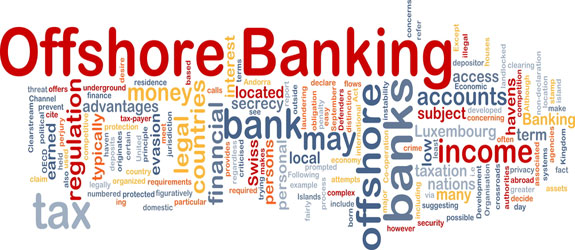Offshore-Bank-Account