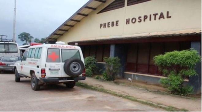 Phebe Hospital - Bong County Liberia