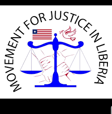 Seal of Movement For Justice In Liberia