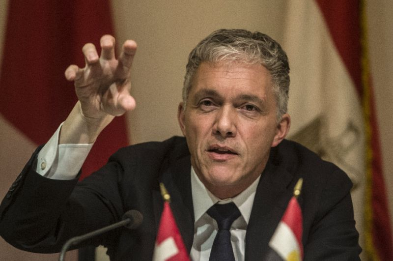 Swiss Attorney General Michael Lauber