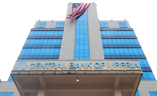 Building of Central Bank of Liberia (CBL)
