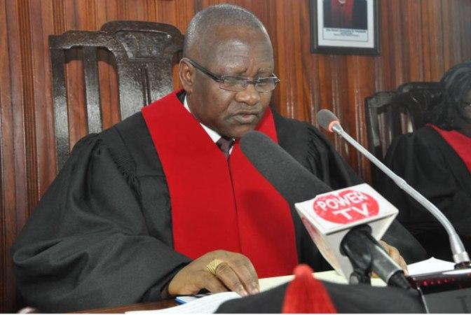 Chief Justice Francis Korkpor
