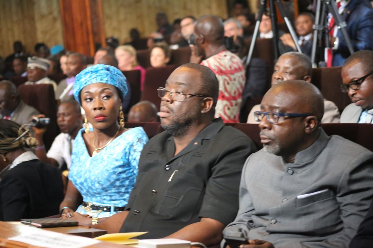 Members of the Legislature