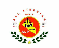 All Liberia Party Logo