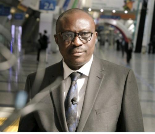 Sierra Leone Finance-Minister Jacob Jusu Saffa
