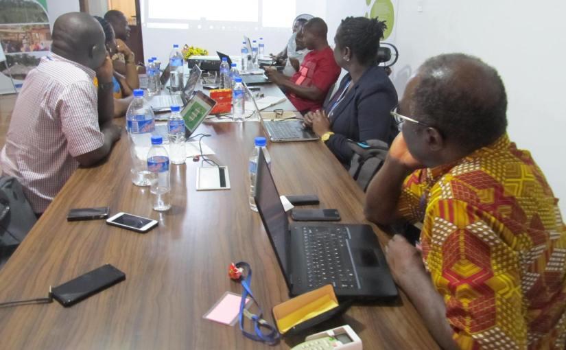 Liberia, Ghana, EU-NSA Project SharePerspectives